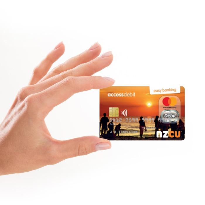 AccessDebit Mastercard